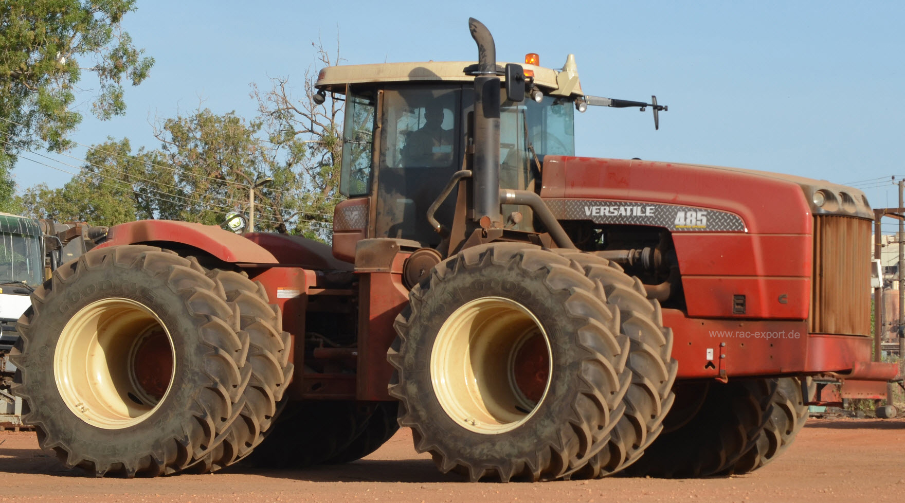 Spare Parts For Agricultural Machinery And Farm Equipment
