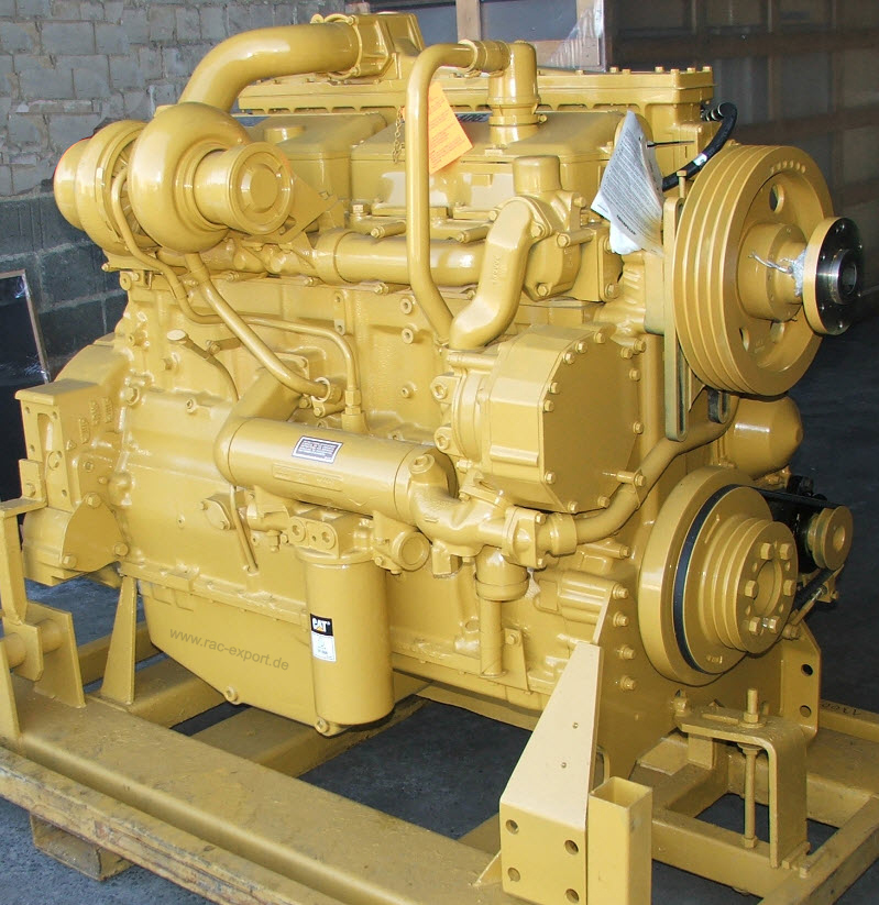 Brand new and reman  diesel engines for trucks, construction
