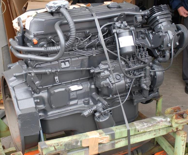 Brand new and reman diesel engines for trucks for Mercedes benz diesel engines