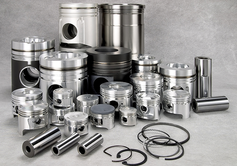 RAC-Germany: We supply diesel and gas engine overhaul and repair kits. Piston Kits, piston pin, piston ring, liner, con-rod, crankshaft, repair kits.