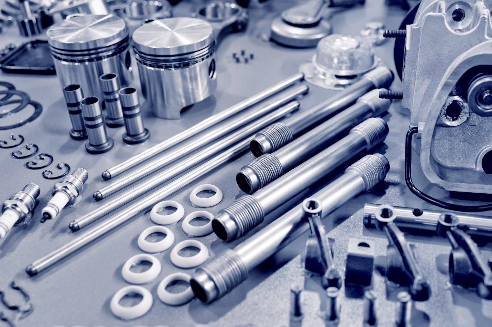 Locomotive Spare Parts : Spare parts for heavy duty trucks trailers and machinery