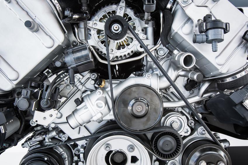 Alternator Starter Motor Water Pump Oil Fuel Injection System