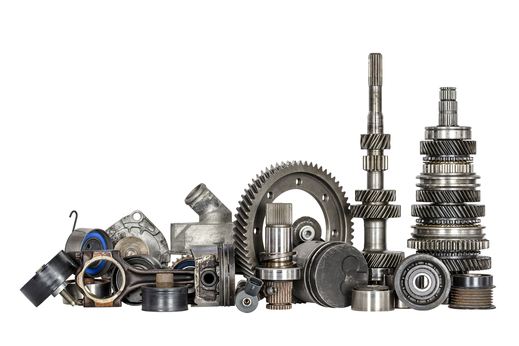 Heavy duty truck parts - We Supply Genuine And Oem Transmission Parts Gears Gear Shafts Gear