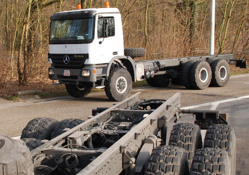 Spares for Mercedes, MAN, VOLVO, IVECO, REANULT and SCANIA trucks. Supplier: RAC-Germany.