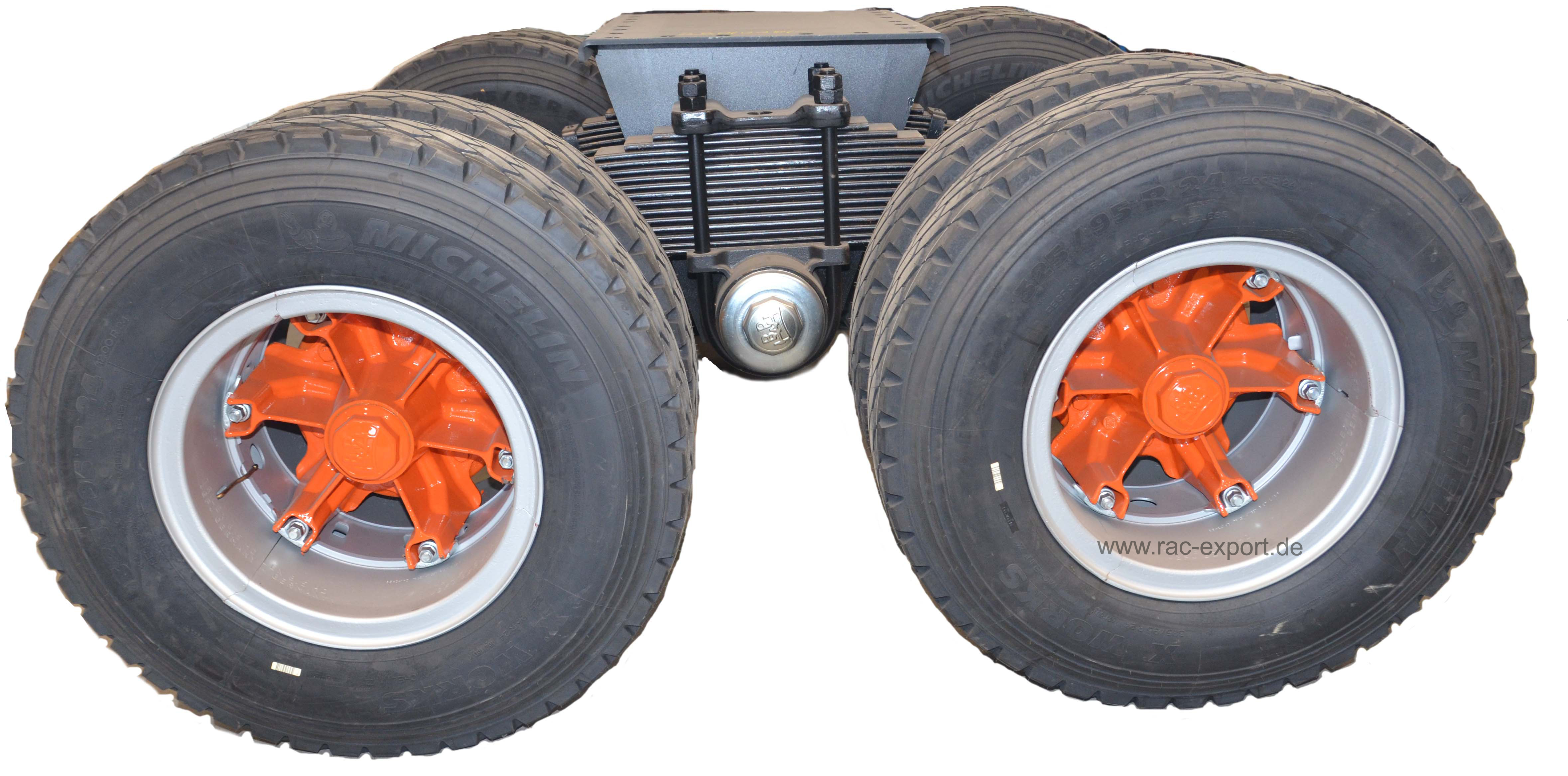 Trailer Axles With Wheels : Spare parts and components for heavy duty trailer semi